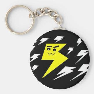 Lightning Kawaii Strike Keychain
