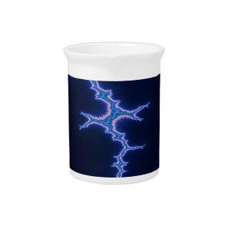 Lightning Lightstorm Fractal Pitcher