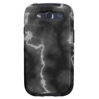 Lightning Marble Galaxy S3 Covers