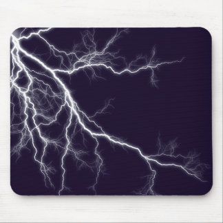 Lightning Mouse Pad