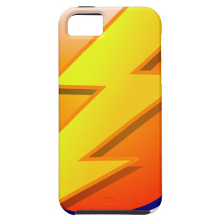 lightning orb energy icon vector iPhone 5 covers