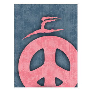 Lightning Peace Post Cards