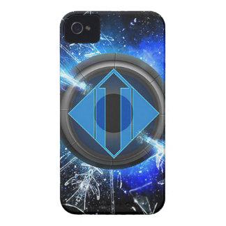 Lightning power iPhone 4 Case-Mate case