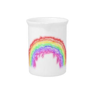 Lightning Rainbow Pitcher
