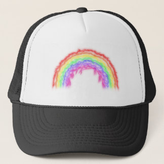 Lightning Rainbow Trucker Hat