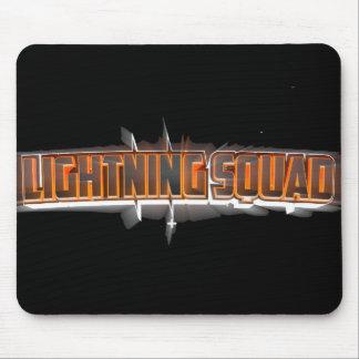 Lightning Squad mousepad