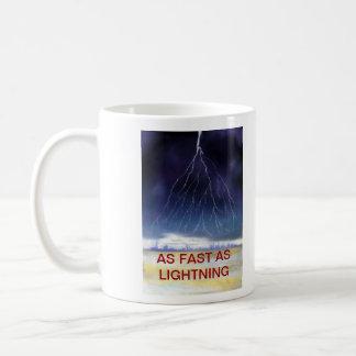 Lightning Storm, Mug