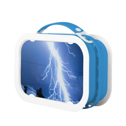 Lightning Strike 2 Yubo Lunch Box