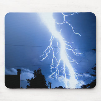 Lightning Strike 2 Mouse Pad