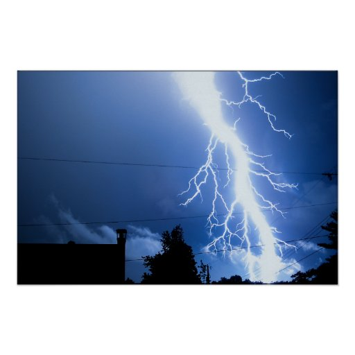 Lightning Strike 2 Posters