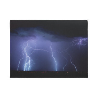Lightning Strike 3 Doormat