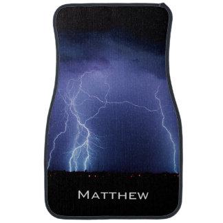 Lightning Strike 3 Floor Mat