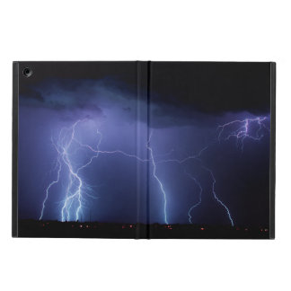 Lightning Strike 3 iPad Air Cases