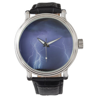 Lightning Strike 3 Wrist Watch