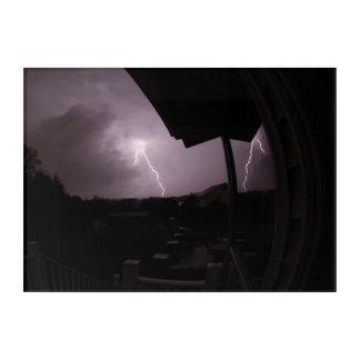 Lightning Strike Art