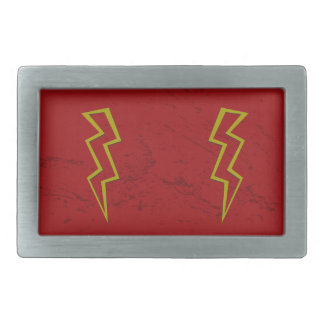 Lightning Strike Belt Buckle