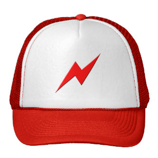 Lightning strike cap
