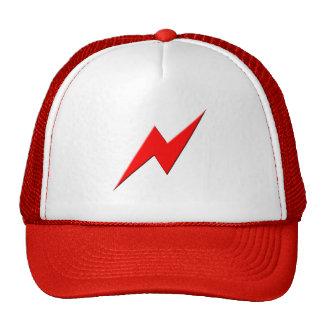 Lightning strike cap