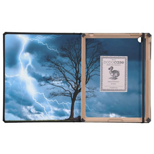 Lightning Strike Covers For iPad