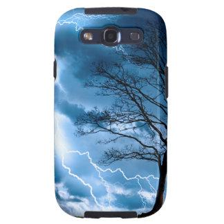 Lightning Strike Galaxy SIII Cover