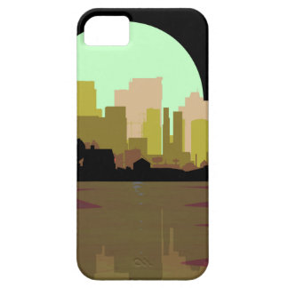 Lightning Strike City Barely There iPhone 5 Case