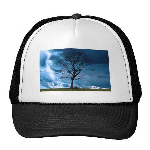 Lightning Strike Hats