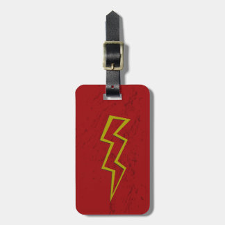 Lightning Strike Luggage Tag