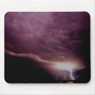 Lightning Strike Mousepad