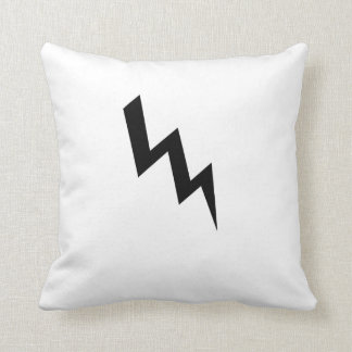 Lightning Strike Pillow For Teens Throw Cushion