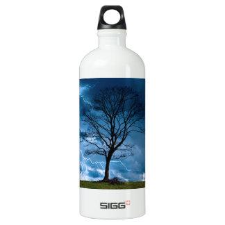 Lightning Strike SIGG Traveller 1.0L Water Bottle