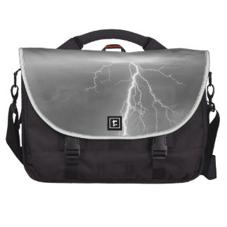 Lightning Strikes Following the Rain BWSC Bags For Laptop