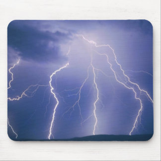 lightning strikes mouse pad