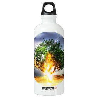 Lightning Striking Tree During Storm SIGG Traveller 0.6L Water Bottle