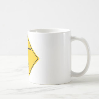 Lightning Weather Warning Merchandise and Clothing Coffee Mug