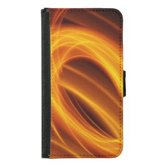 Lightpainting2 Samsung Galaxy S5 Wallet Case