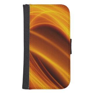 Lightpainting2 Samsung S4 Wallet Case