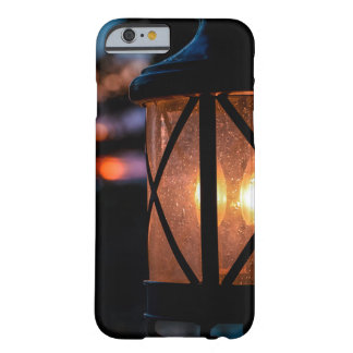 Lights at sunset barely there iPhone 6 case