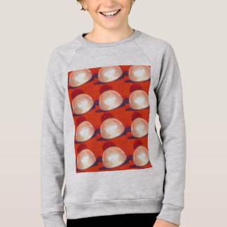 Lights Bulbs Sparkle Decorations Celebrations Sweatshirt