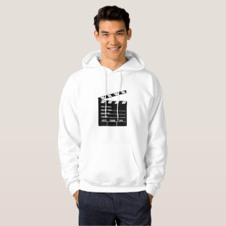LIGHTS CAMERA ACTION HOODIE