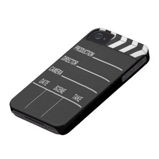 Lights Camera Action - iPhone 4 Case Mate