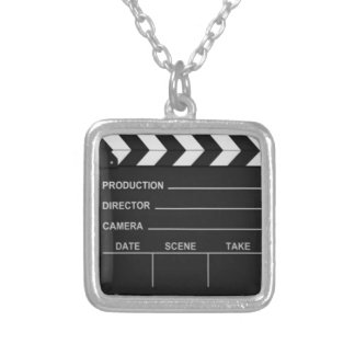 Lights Camera Action - Necklace