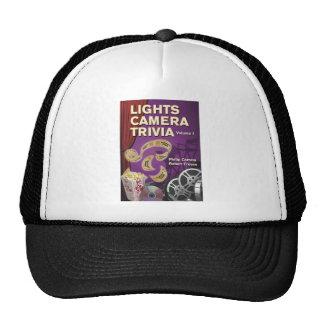 LIGHTS CAMERA TRIVIA VOL. 1 by Cerreta and Freese Cap