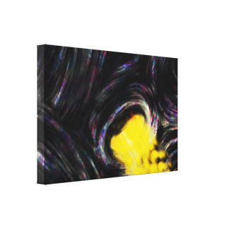 Lights Gallery Wrap Canvas