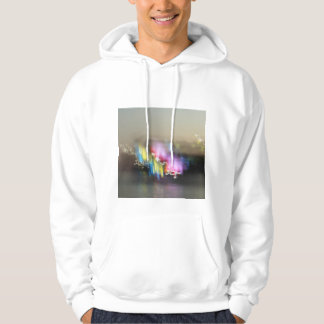 lights hoodie