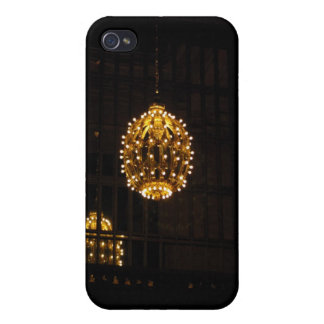 Lights in Grand Central Cover For iPhone 4