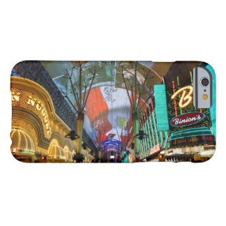 Lights Of Fremont Street Barely There iPhone 6 Case