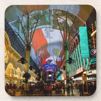 Lights Of Fremont Street Coaster