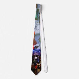 Lights Of Fremont Street Tie