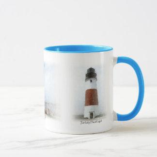 Lights of Nantucket Mug