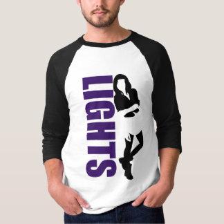 LIGHTS Raglan Tee Shirt